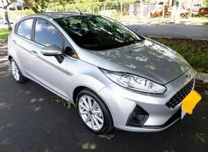 Ford Fiesta Tit./Tit.plus 1.6 16v Flex Aut. em São Sebastião do Paraíso, MG valor de R$ 57.800,00 no Vrum