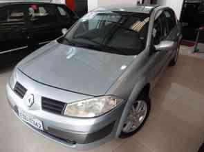 Renault Megane Sedan Dynamique 2.0 16v Aut.