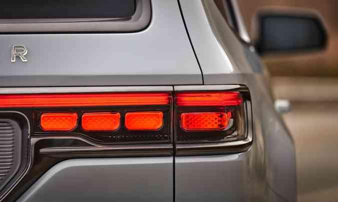 Lanternas de LED(foto: Jeep/Divulgação)