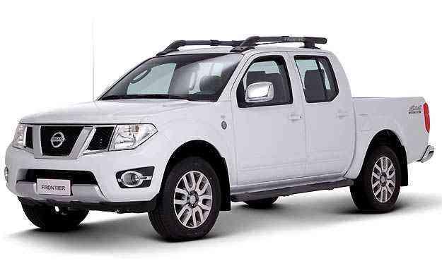 Nissan Frontier '10 anos' - Nissan/Divulgação