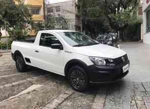 Volkswagen Saveiro Robust 1.6 Total Flex 8v em Belo Horizonte, MG valor de R$ 55.900,00 no Vrum
