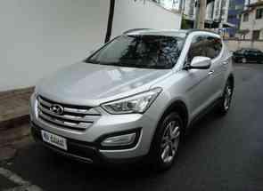 Hyundai Santa Fe/Gls 3.3 V6 4x4 Tiptronic em Belo Horizonte, MG valor de R$ 88.000,00 no Vrum
