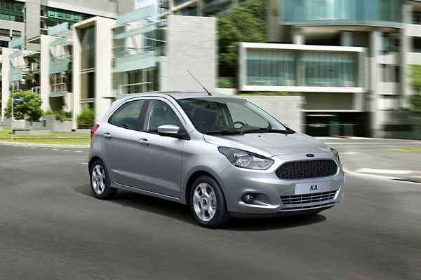 Modelo Hatch chega reestilizado e será apresentado com poupa em reality musical - Ford/Divulgação