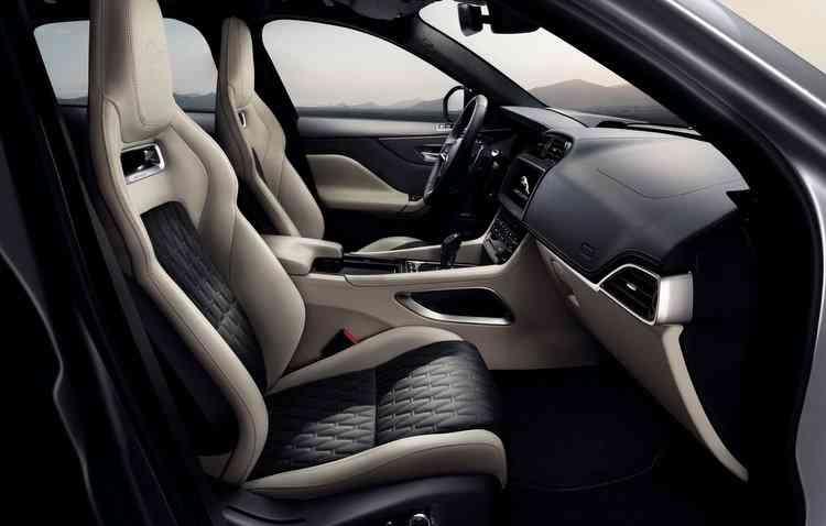 Com as alterações realizadas pela Jaguar, modelo tem potência aumentada em 44%. Foto: Jaguar / Divulgação -