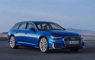 Modelo é produzido pela plataforma MLB Evo. Foto: Audi / Divulgação