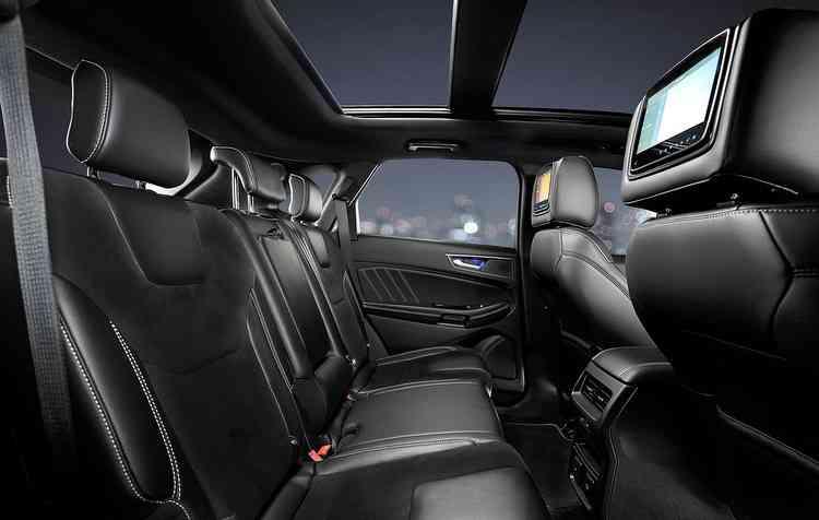 Modelo é o primeiro disponível no Brasil com o Ford Copiloto 360. Foto: Ford / Divulgação -