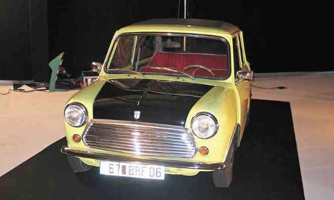 Mini 1000 do Mr. Bean(foto: Enio Greco/EM/D.A Press)