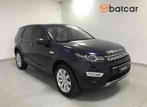 Land Rover Discovery Sport Hse Luxury 2.0 4x4 Aut. em Brasília/Plano Piloto, DF valor de R$ 148.000,00 no Vrum