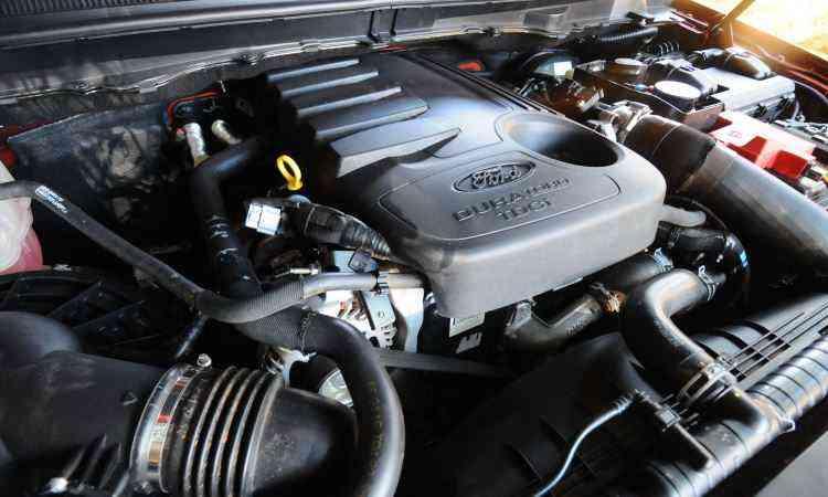 Casamento do motor 3.2 a diesel com câmbio de seis marchas é harmonioso - Euler Junior/EM/D.A Press.