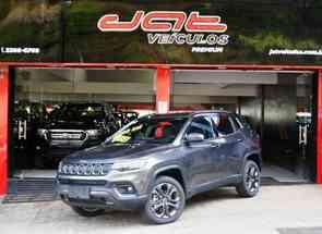 Jeep Compass Td 350 80 Anos 2.0 4x4 Die. Aut. em Belo Horizonte, MG valor de R$ 218.900,00 no Vrum