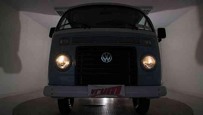 FIM DE LNIHA - Kombi se despede de produção em 2013(foto: Thiago Ventura/EM/D.A Press)