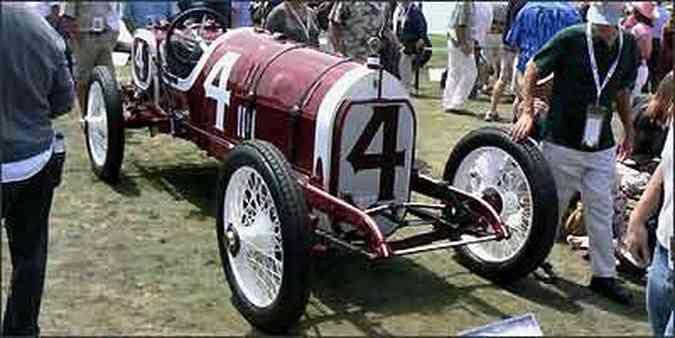 Mercer 450 1914
