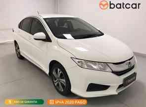 Honda City Sedan LX 1.5 Flex 16v 4p Aut. em Brasília/Plano Piloto, DF valor de R$ 51.500,00 no Vrum
