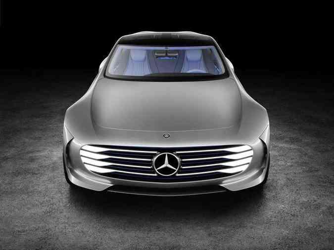 Mercedes-Benz IAA Concept 2015Mercedes-Benz/Divulgação
