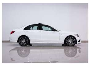 Mercedes-benz C-43 Amg 3.0 V6 Bi-turbo 367cv Aut em Ipatinga, MG valor de R$ 279.900,00 no Vrum