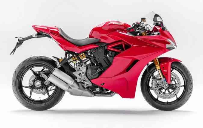 Unidade pode ser adquirida por R$ 63.900. FOTO: Ducati / Divulgação (foto: Unidade pode ser adquirida por R$ 63.900. FOTO: Ducati / Divulgação )