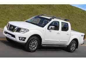 Nissan Frontier Sv At. CD 4x4 2.5 Tb Dies. Aut. em Divinópolis, MG valor de R$ 118.890,00 no Vrum