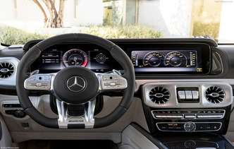 Centrais multimídias levam em consideração, principalmente, o perfil do comprador de determinado modelo. Foto: Mercedes-Benz / Divulgação