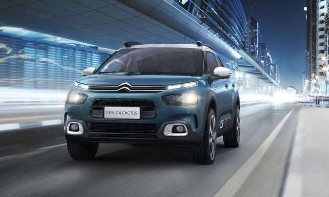 Modelo tem linhas robustas, com distância entre-eixos de 2,60m(foto: Citroën/Divulgação)