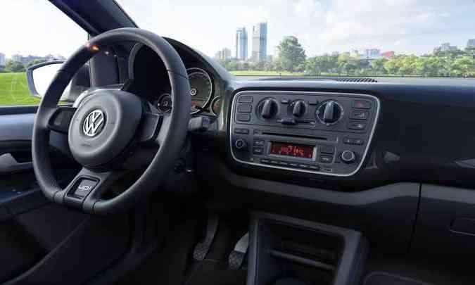 Volkswagen up! Run(foto: Volkswagen/Divulgação)