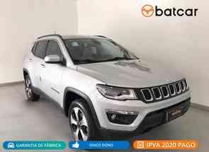 Jeep Compass Longitude 2.0 4x4 Dies. 16v Aut. em Brasília/Plano Piloto, DF valor de R$ 124.000,00 no Vrum