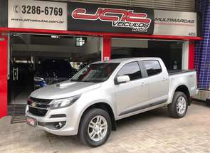 Chevrolet S10 Pick-up Lt 2.8 Tdi 4x4 CD Diesel em Belo Horizonte, MG valor de R$ 122.900,00 no Vrum