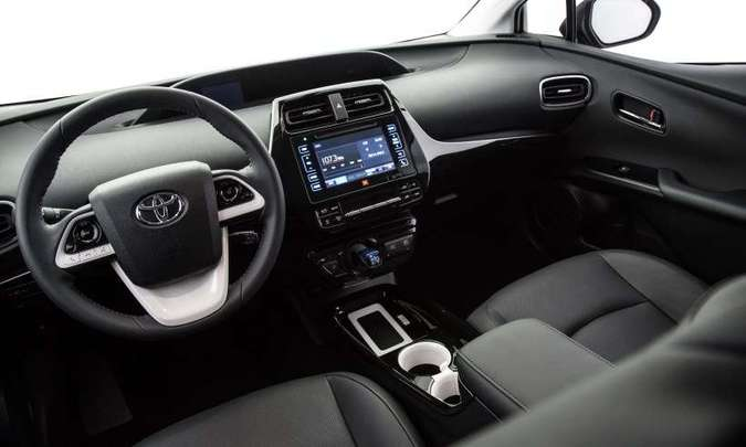 Toyota Prius(foto: Toyota/Divulgação)