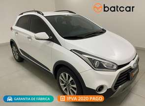 Hyundai Hb20x Style 1.6 Flex 16v Aut. em Brasília/Plano Piloto, DF valor de R$ 58.000,00 no Vrum