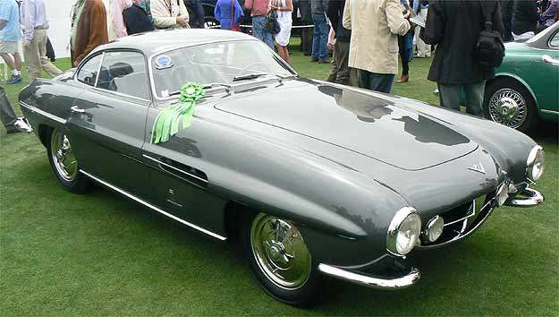 Fiat V8 Ghia Supersonic de 1953 - Boris Feldman/EM/D.A Press