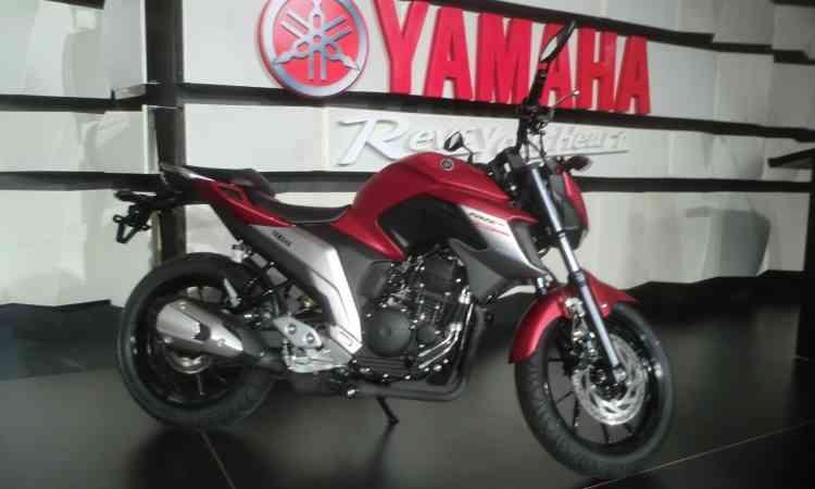 Yamaha Fazer 250 ABS - Téo Mascarenhas/EM/D.A Press
