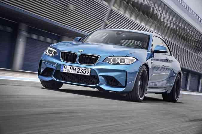 BMW M2 Coupe 2016BMW/Divulgação