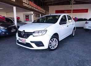 Renault Logan Life Flex 1.0 12v 4p Mec. em Belo Horizonte, MG valor de R$ 51.900,00 no Vrum