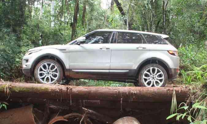Land Rover Range Rover Evoque(foto: Pedro Cerqueira/EM/D.A Press)