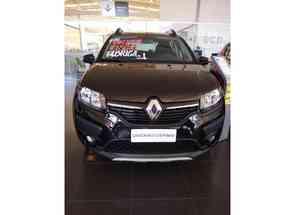Renault Sandero Stepway Exp. Flex 1.6 16v 5p em Pouso Alegre, MG valor de R$ 54.990,00 no Vrum