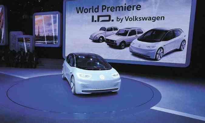 Volkswagen I.D.(foto: ERIC PIERMONT/AFP)