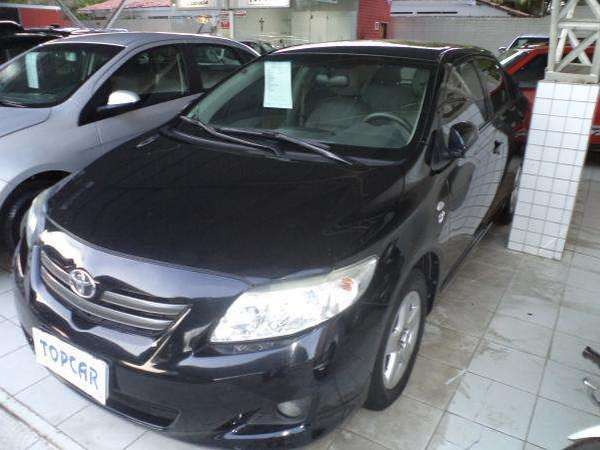 Toyota Corolla XLI 1.8/1.8 Flex 16v Mec.