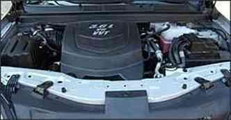 Propulsor seis cilindros proporciona bom desempenho