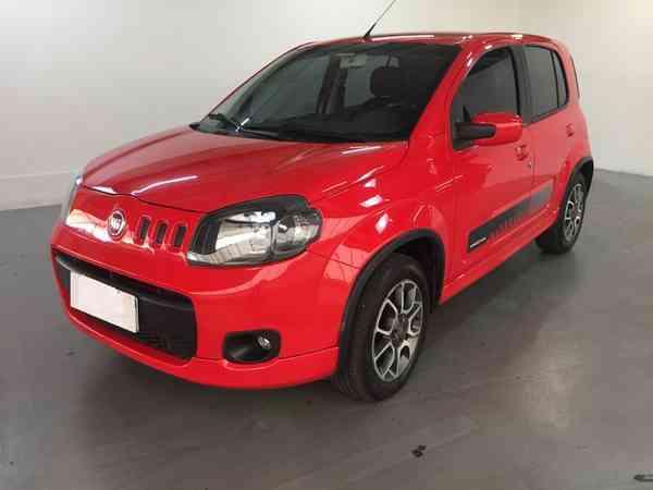 Fiat Uno Sporting 1.4 Evo Fire Flex 8v 4p 2014 R$ 36.800,00 MG VRUM