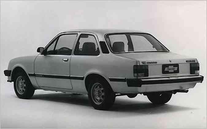 Em 1985 o Chevette ganhou opção de câmbio automático; mordomia foi até 1990