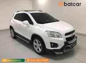 Chevrolet Tracker Ltz 1.8 16v Flex 4x2 Aut. em Brasília/Plano Piloto, DF valor de R$ 58.000,00 no Vrum