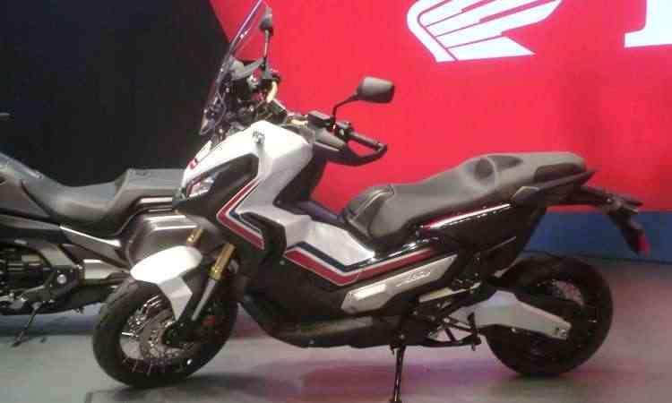Scooter Honda X-ADV - Téo Mascarenhas/EM/D.A Press