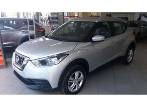 Nissan Kicks S Direct 1.6 16v Flex 5p Aut.(pcd) em Sete Lagoas, MG valor de R$ 54.126,00 no Vrum