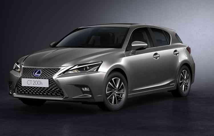 Com novo design, híbrido chega em duas versões - Lexus / Divulgação