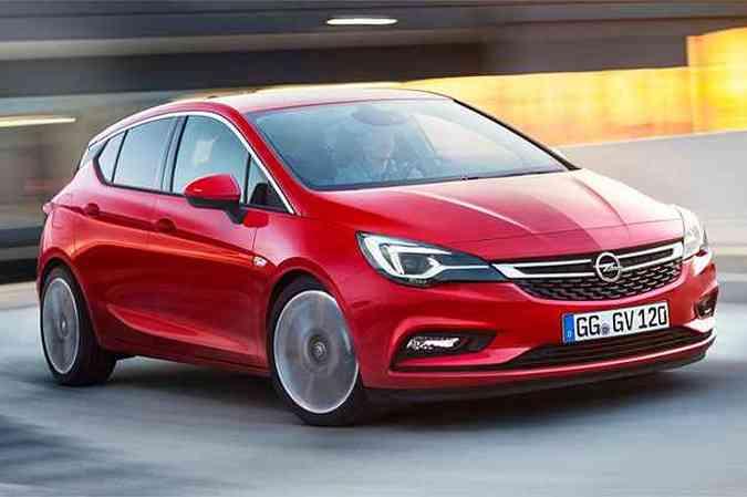 (foto: Opel/Divulgação)