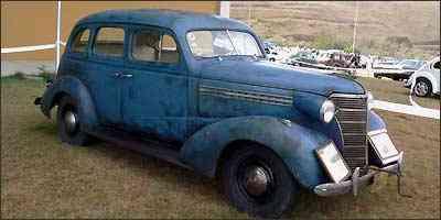 Chevrolet 1938 -
