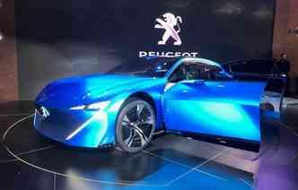 Instinct coloca a Peugeot na corrida dos autônomos(foto: Jorge Moraes / DP)