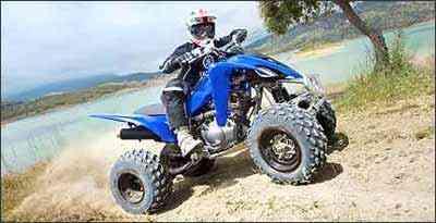 Tração no eixo traseiro deixa pilotagem mais divertida - Fotos: Yamaha/Divulgação