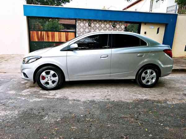 Chevrolet Prisma Sed. Lt 1.4 8v Flexpower 4p 2019 R$ 57.900,00 MG VRUM