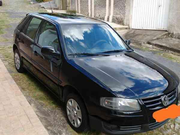 Volkswagen Gol City (trend)/Titan 1.0 T. Flex 8v 4p 2008 R$ 15.500,00 MG VRUM
