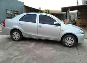 Toyota Etios X Sedan 1.5 Flex 16v 4p Mec. em Vicente Pires, DF valor de R$ 34.000,00 no Vrum